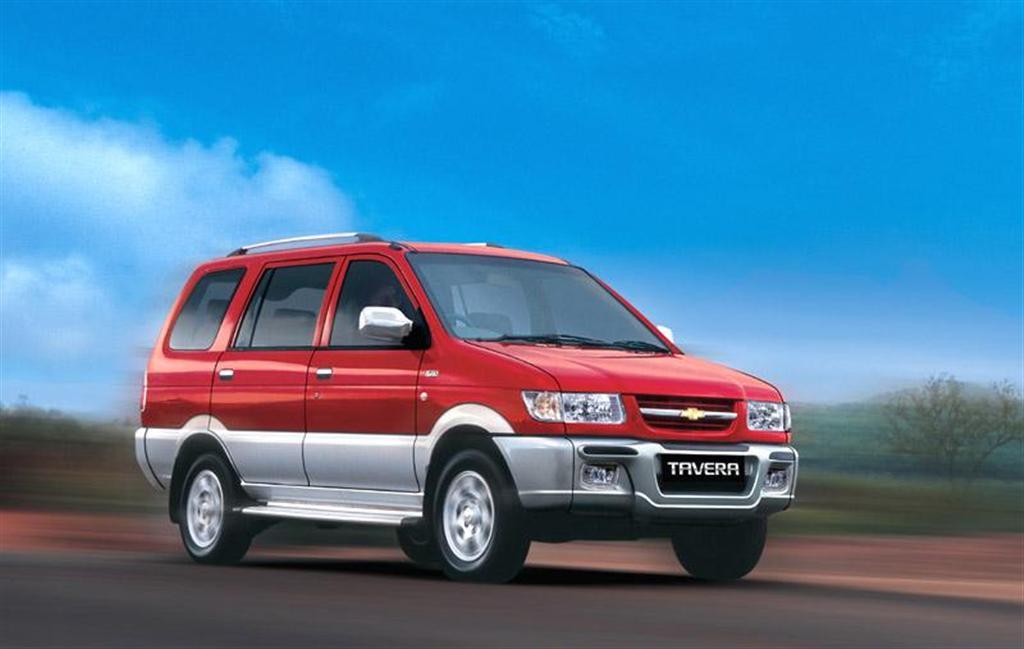 Chevrolet Tavera Wallpaper-1-