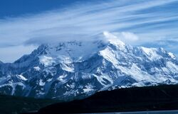 Mt Saint Elias