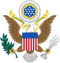 US coat of arms