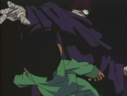 Axe Psycho Throws Away Conan