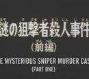 A Mysterious Sniper Murder Case ~ Part 1