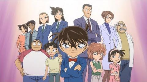 Detective Conan Opening 26 - Everlasting Luv