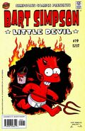 Bart Simpson-Little Devil