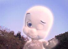 Casper Meets Wendy 1998 Casper winking