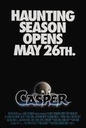 Casper Theatrical Poster
