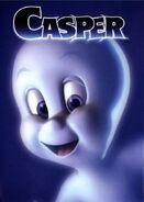 Casper DVD (Happy Face Edition)