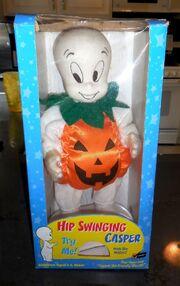 Casper The Friendly Ghost Hip Swinging Casper Works Great