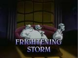 Frightening Storm
