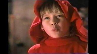Casper The Friendly Ghost Casper Meets Wendy VHS Fox Video Commercial 1998