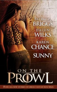 On the Prowl - Buying Trouble (Dorina Basarab -1.1) by Karen Chance