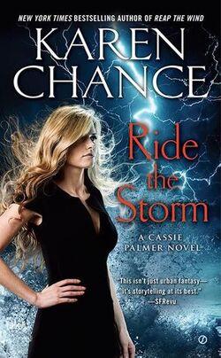 Ride the Storm (Cassandra Palmer -8) by Karen Chance