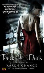 Touch the Dark (Cassandra Palmer