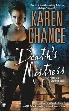 Death's Mistress (Dorina Basarab -2) by Karen Chance