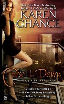 Curse the Dawn (Cassandra Palmer