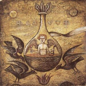 Homunculus- Alchemical Creation of Little People
