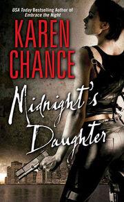 Midnight's Daughter (Dorina Basarab -1) by Karen Chance