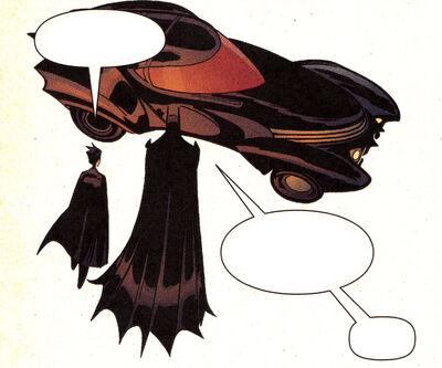Batmobile (Batgirl49)