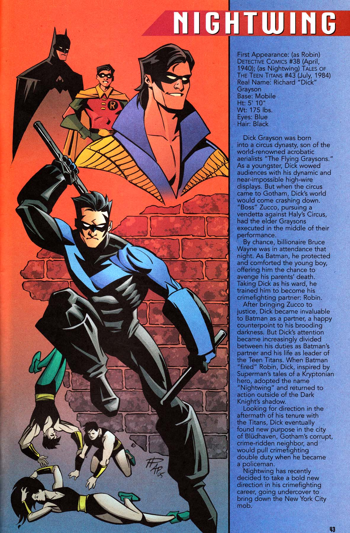 Image Batman Allies Secret Files And Origins 15 Cass Cain File Outdoor Wiring Jpg Wikimedia Commons