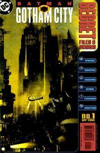 Secret Files and Origins Gotham City