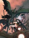Batman Battle for the Cowl The Network