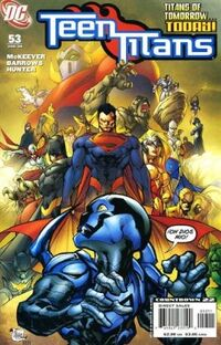 Teen Titans 53