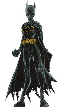 Batgirl III Uniform 1