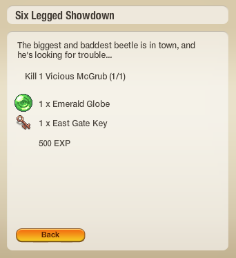 Castaway2-Quest-SixLeggedShowdown
