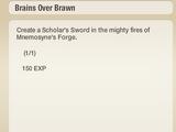 Brains Over Brawn