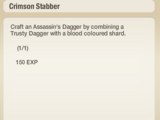 Crimson Stabber