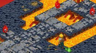 Lava Elemental Scenario 1