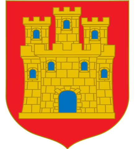 Archivo:Kingdom of Castile Arms (no crowned).png