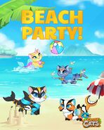 Beach Party Official Image