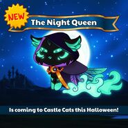 The Night Queen Promotional