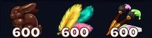 600 Spring Materials
