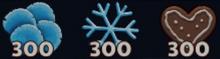300 Purrismas Materials 2017