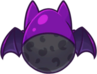 Black Bat Egg