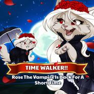 Rose Timewalker