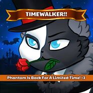 Phantom Timewalker