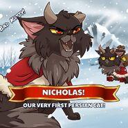Nicholas Official Image