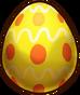 Yellow Chicken Egg