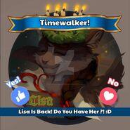Lisa Timewalker