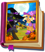 Halloween 2018 Story Book