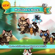 Matilda Return Charity2018
