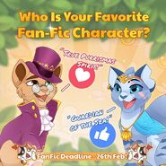 Fave Fanfic Character Official Image