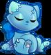 Blue Plushie