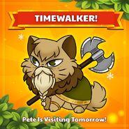 Pete Timewalker