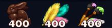 400 Spring Materials