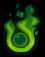 Green Rare Ember