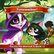 Purrcis Timewalker
