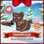 Ginger Timewalker